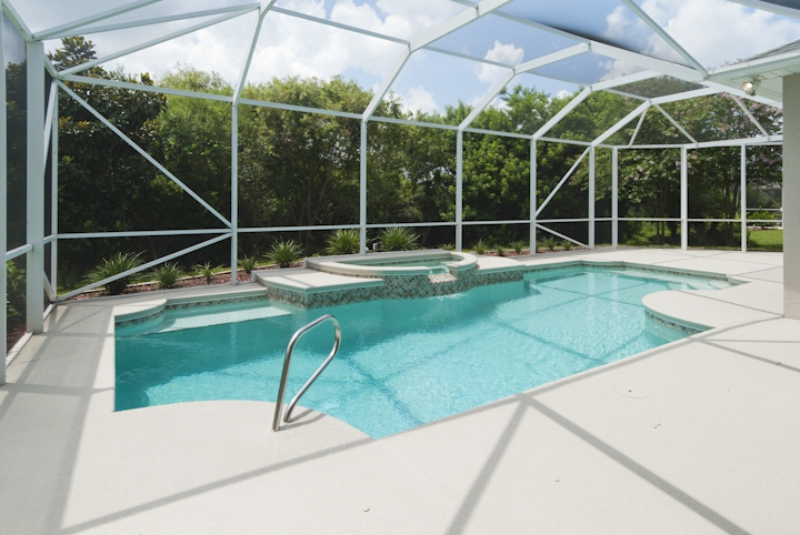 Does a pool home sell for more for Selling a house with a pool