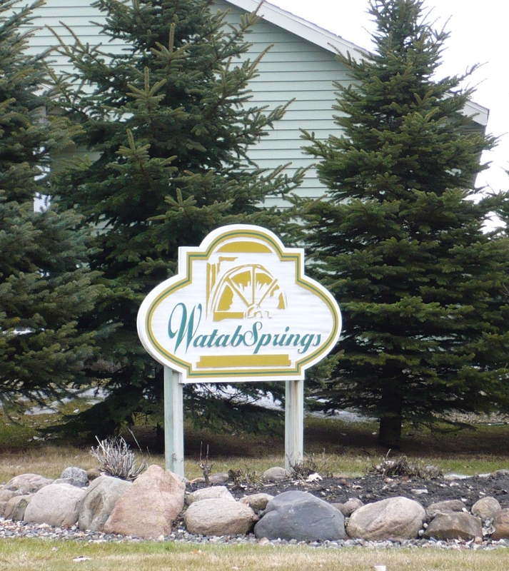 Watab Springs One Level Living in Sartell Mn