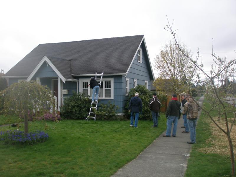 Bellingham technical college home inspection training