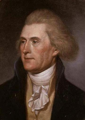 If We Could Only Re-elect Thomas Jefferson
