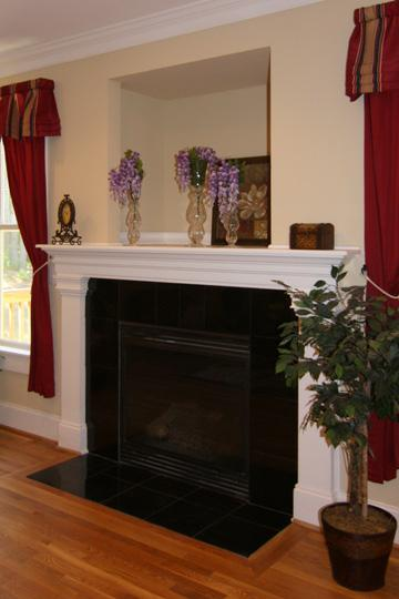 Fireplace Trends and Styles - Mantles and Surrounds