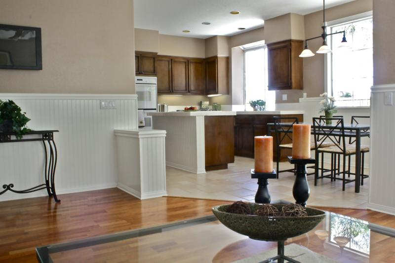 Temecula Kitchen After Faux Painting & Home Staging