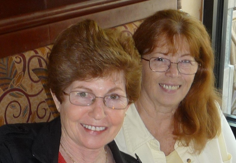 Peg & Margaret.. HomeRome 410-530-2400