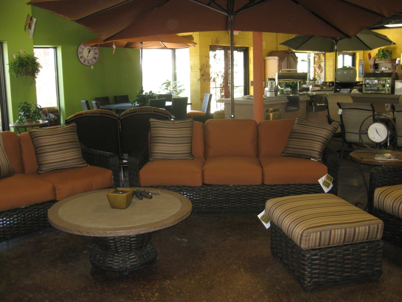 Superieur If Youu0027re Looking For Anything For Your Patio Or To Recover Your Old  Cushions, Stop On By To Cave Creek Outdoor Living, Located At Cave Creek Rd  And Spur ...