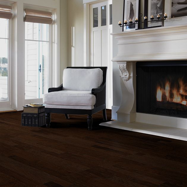 dark hickory hardwood floors westchester county