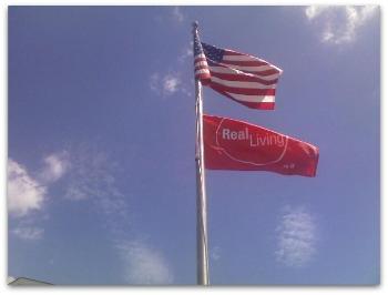 Real Living Flag