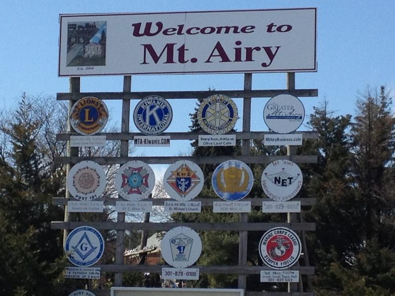 Mount airy md swingers