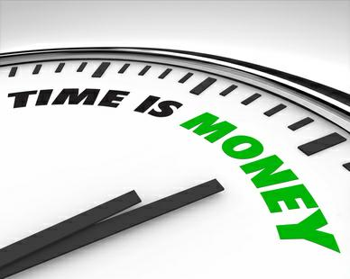 Give your marketing some time - assess and make money