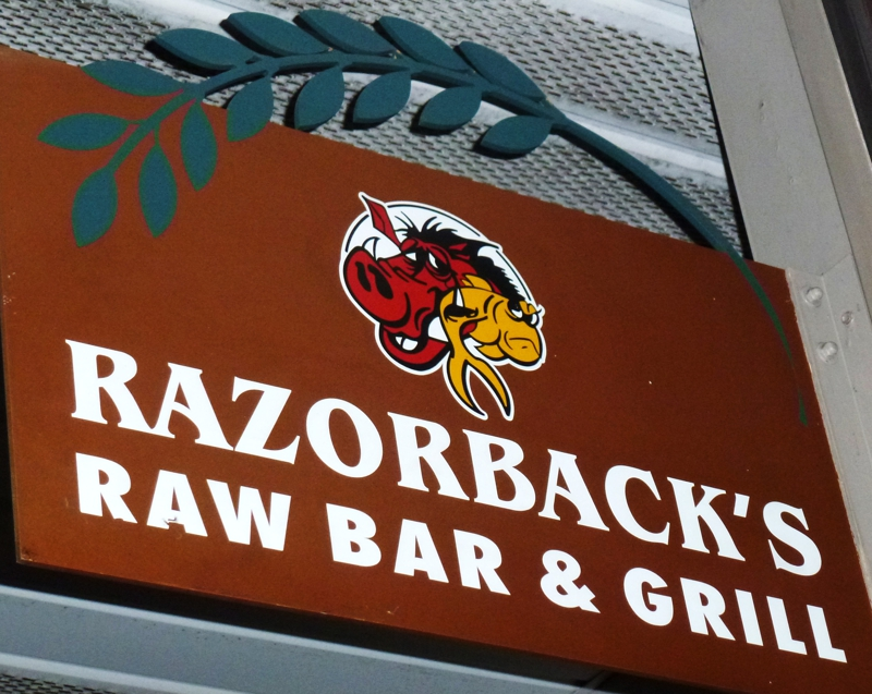 Razorbacks• Towson,HomeRome 410-530-2400