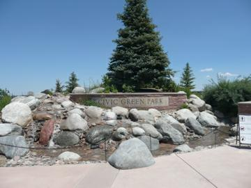 Highlands Ranch Civic Green Park