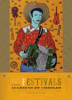 Festival acadiens 2009 poster