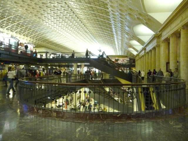 Union Station Levels