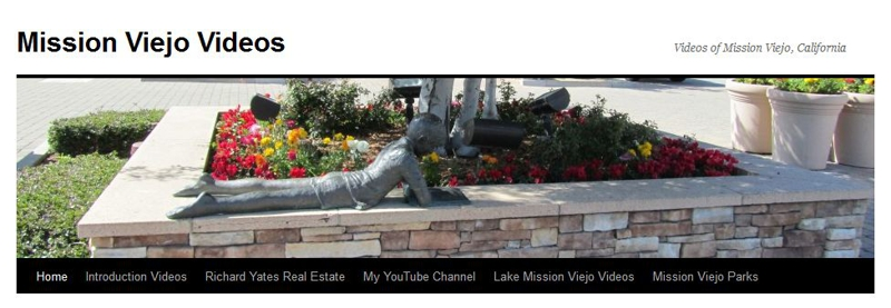 Mission Viejo Videos Website