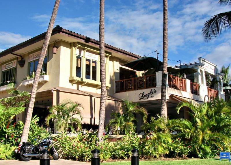 Longhi S Restaurant The Shops At Wailea Wailea Maui Hi
