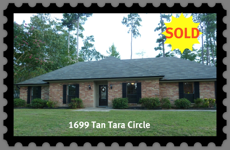 Indian Acres Moss Bluff Home Sold