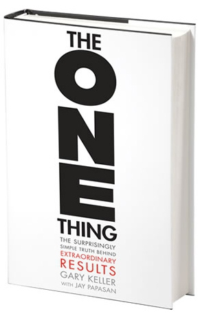 he One Thing Book Report - Learning how to FOCUS on your Success!