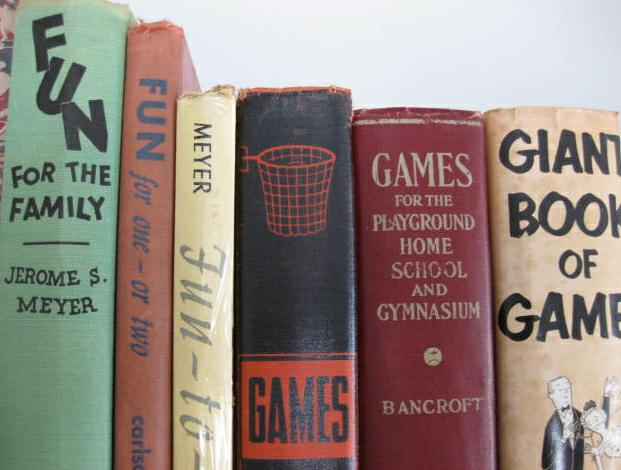 Books About Fun and Games
