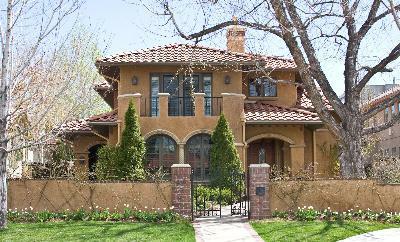 Historic Homes Of Denver Neighborhood Series Cherry