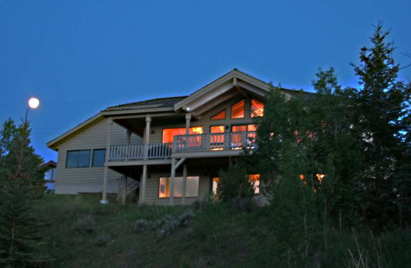 Jackson Hole Rental Home