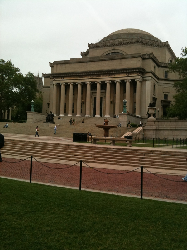 Columbia University Morningside Heights campus