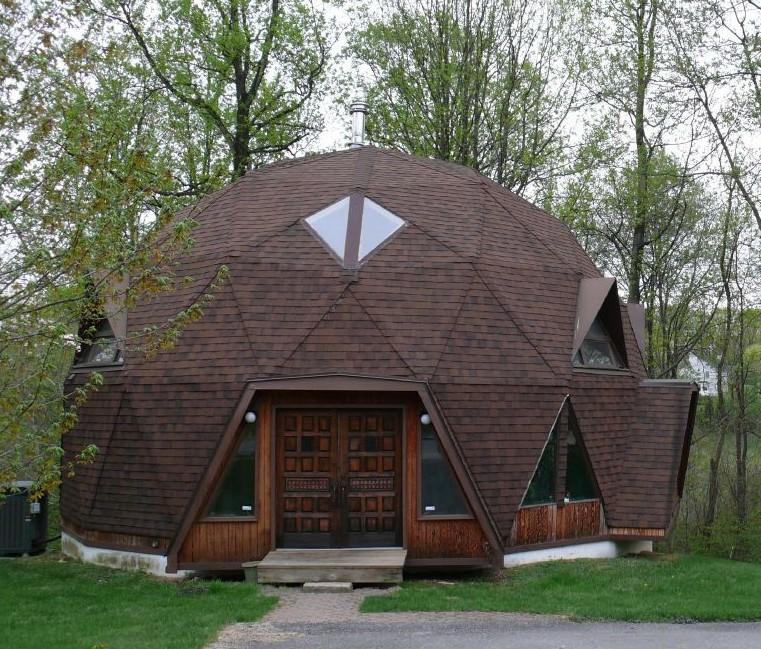 a quick collection of images of geodesic domes sanity