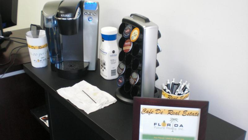 Florida Future Realty Cafe