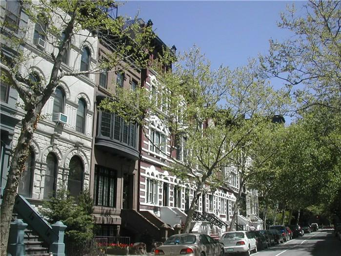 Upper West Side Townhouses