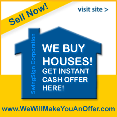 We Buy Houses! Any Location, Condition, and Price Range. Cash or Terms.