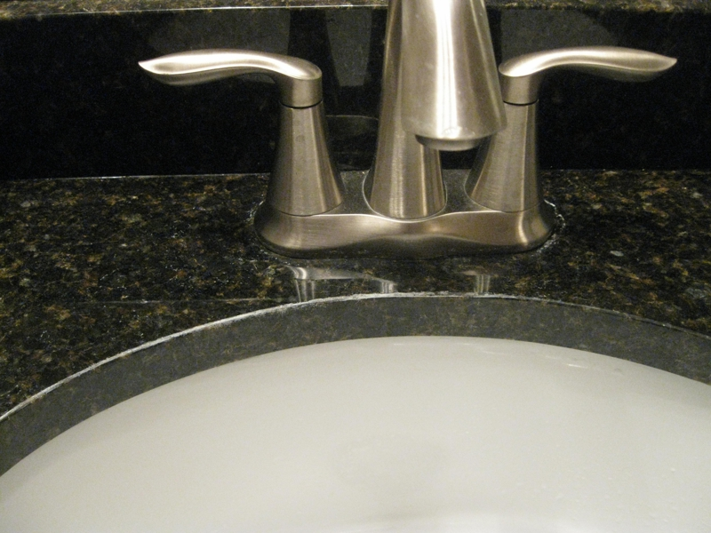 Hard Water Spots Out Of Granite Counters Vinegar And Water