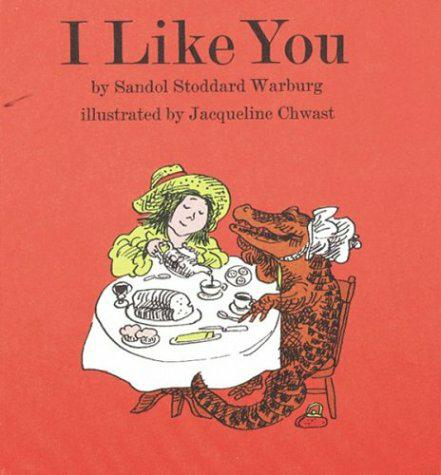 I Like You book cover