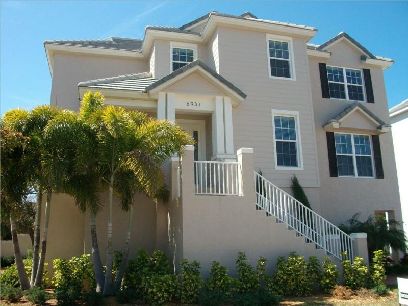 Model home leaseback florida