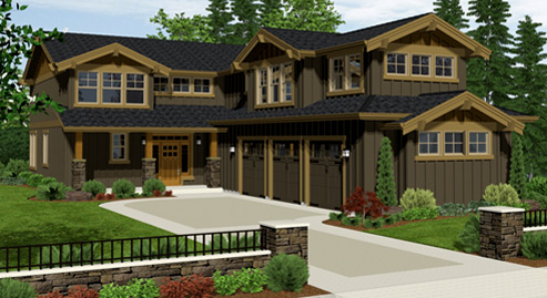 The 2008 Clark County Washington Parade Of Homes Is In