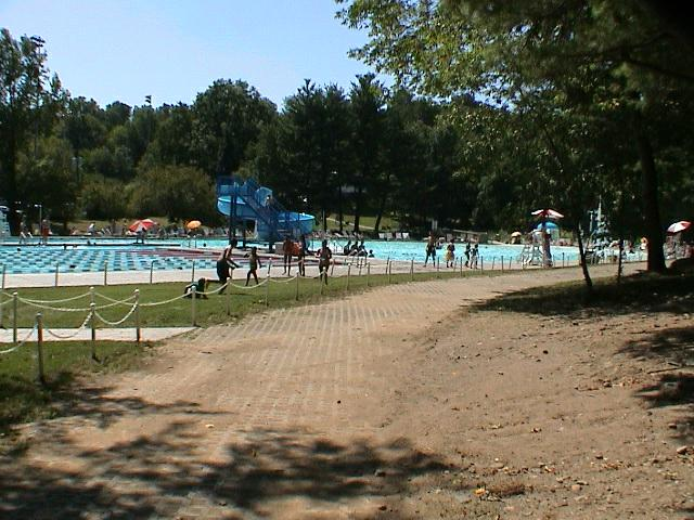 Old Mill Park Swim Club Photo, Woodcliff Lake, NJ