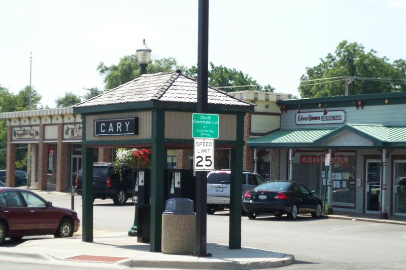 Downtown Cary IL