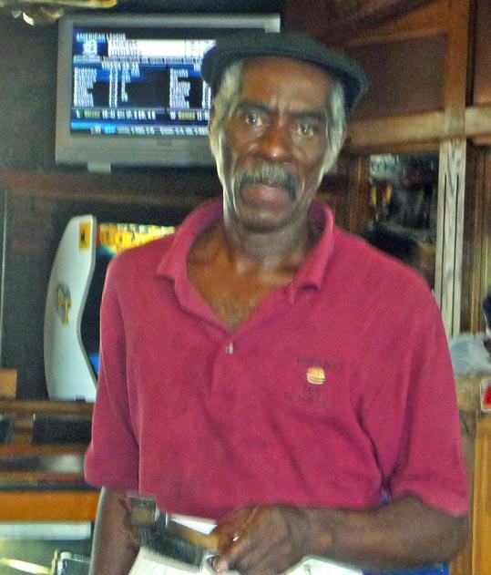 Nate at Poncabird Pub