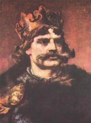 Boleslaw Chrobry First King of Poland Michelle Carr Crowe April 18 2013 blog image