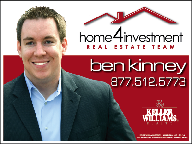 Keller Williams Realty Sign Design Of The Week Jack