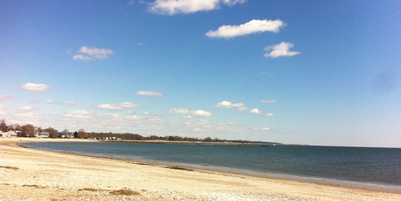 Compo Beach Westport, CT