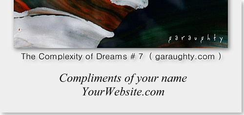 garaughty, abstract art, graphic design, WordPress consultant, branding, marketing