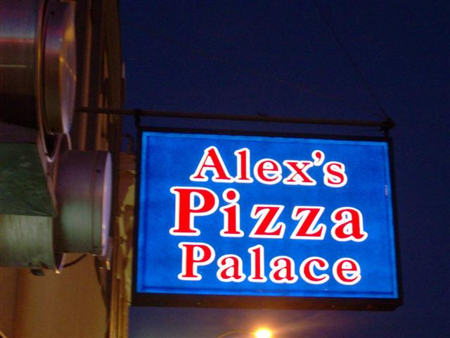 Alex's Pizza Palace Rolla MO