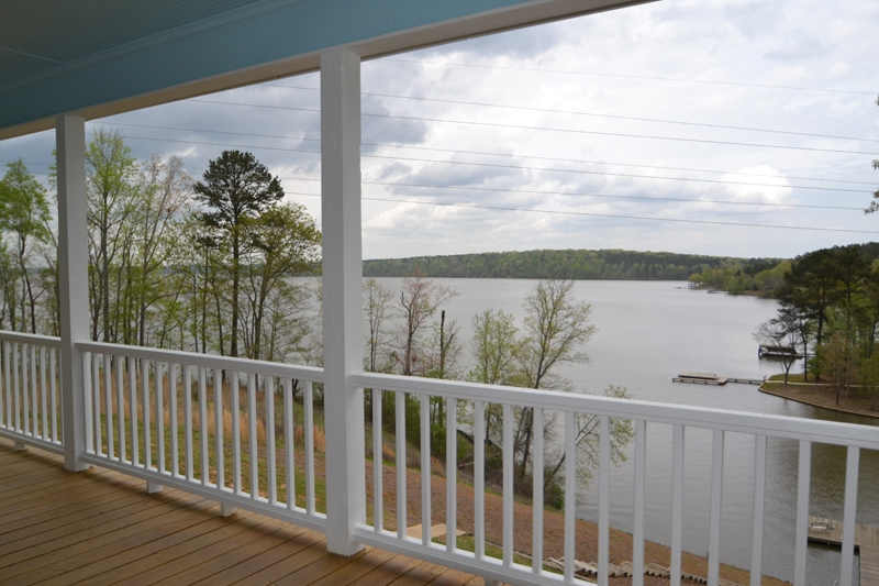 Lake Oconee 1871 Northwoods view