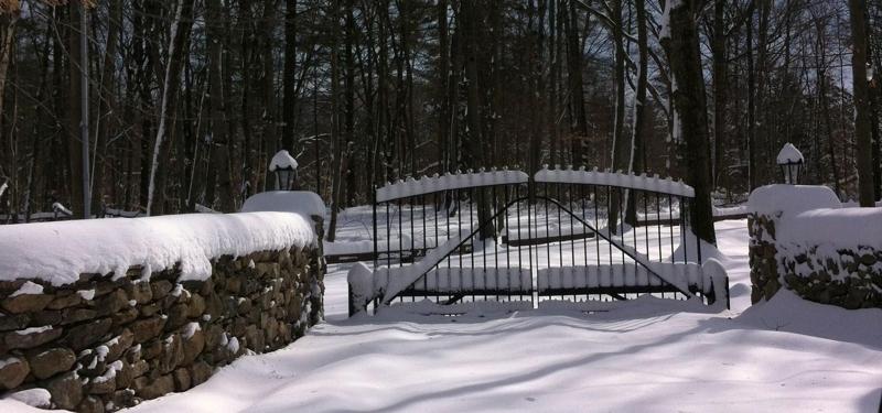 Cranbury Park Gate Norwalk CT