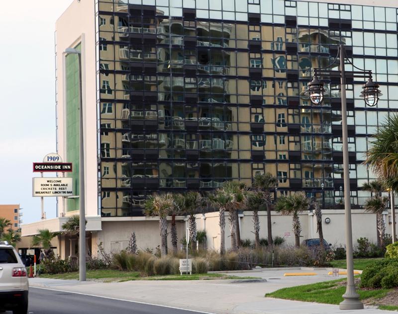 Oceanside Inn In Daytona Beach Ss