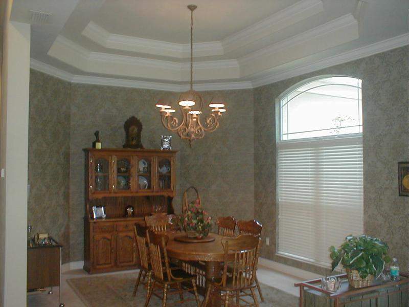 tray ceiling designs. with Triple tray ceiling