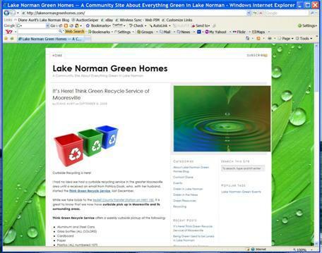 Lake Norman Green Homes