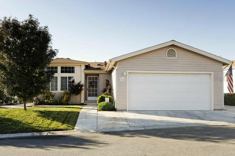 Beautiful Mfrd Home In Paso Robles Gated Community