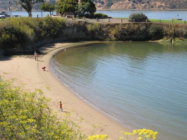 Benicia Beach