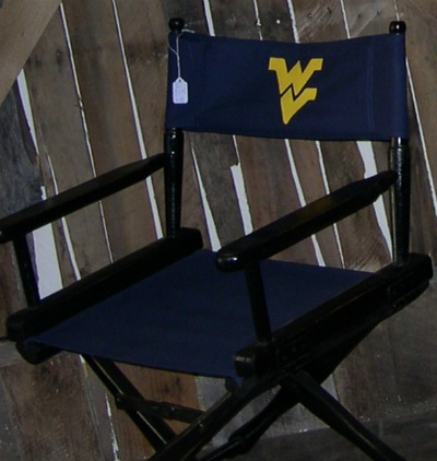 WV director's chair