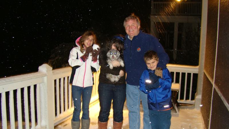 night of the snow