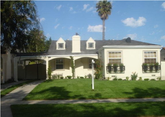 New short sale in Beverly Center-Miracle Mile